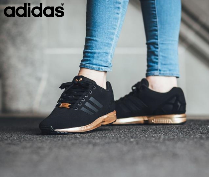 adidas femme chaussures rose gold