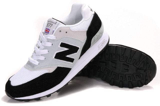 new balance noir gris blanc