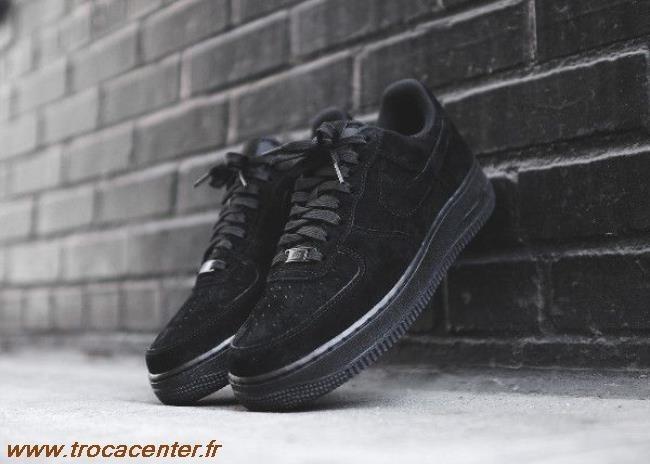 air force 1 noir daim