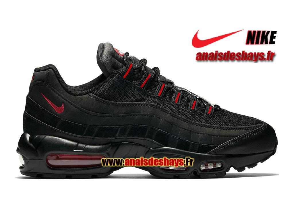 nike air max 95 rouge et noir